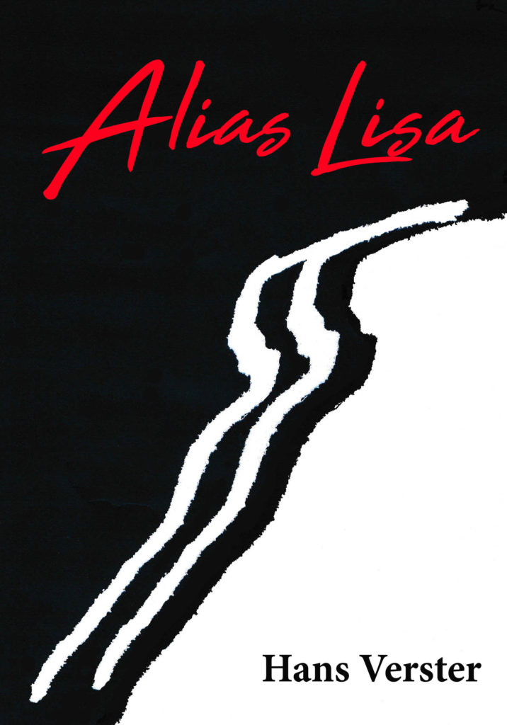 Omslag van de roman Alias Lisa